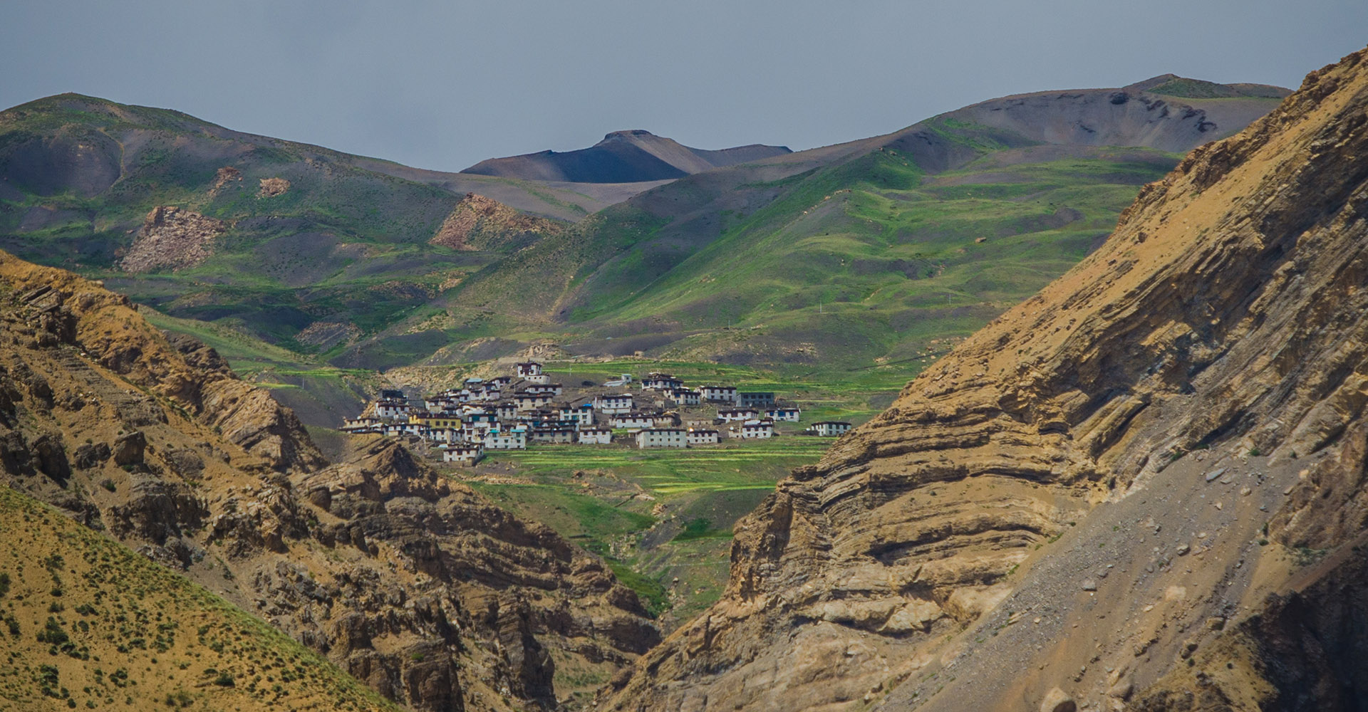 Spiti – Pristine Lakes, World's Highest Villages and Beautiful Deserts