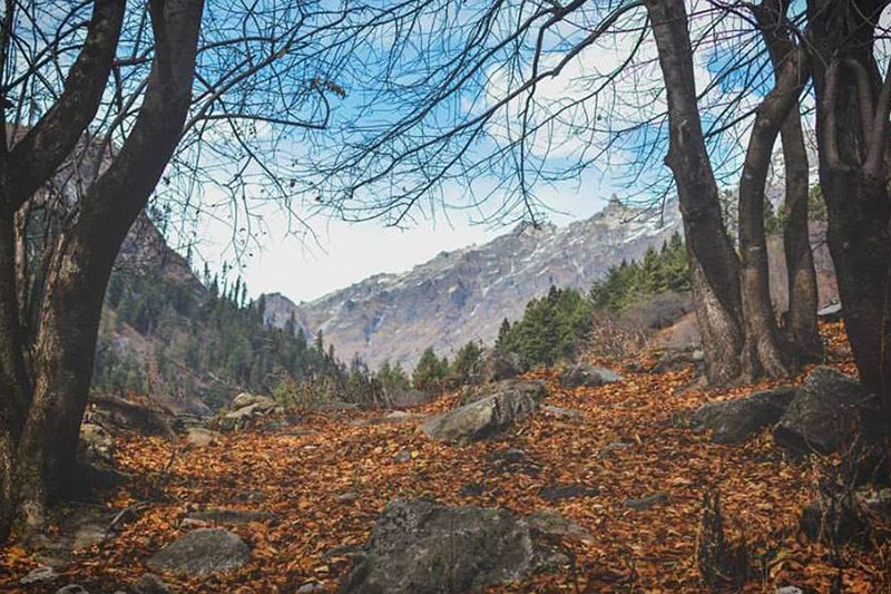 Tosh and Kulga hike