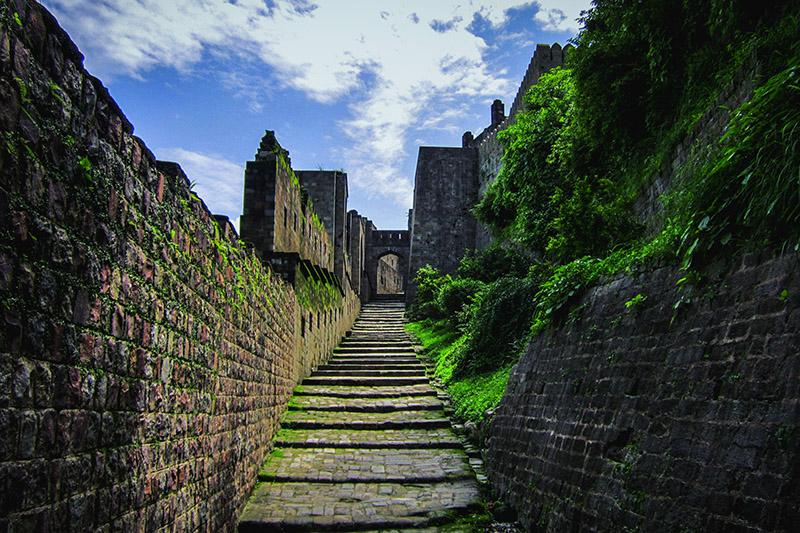 Kangra Fort Dharamshala