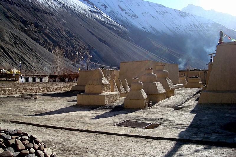 Tabo Himachal Pradesh