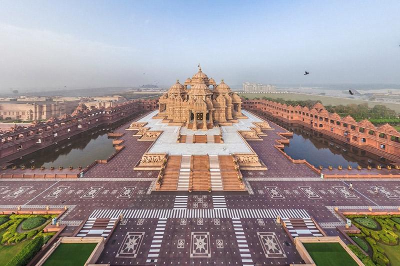 Akshar Dham Delhi Golden Triangle