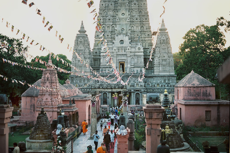 Mahabodhi Temples Bihar