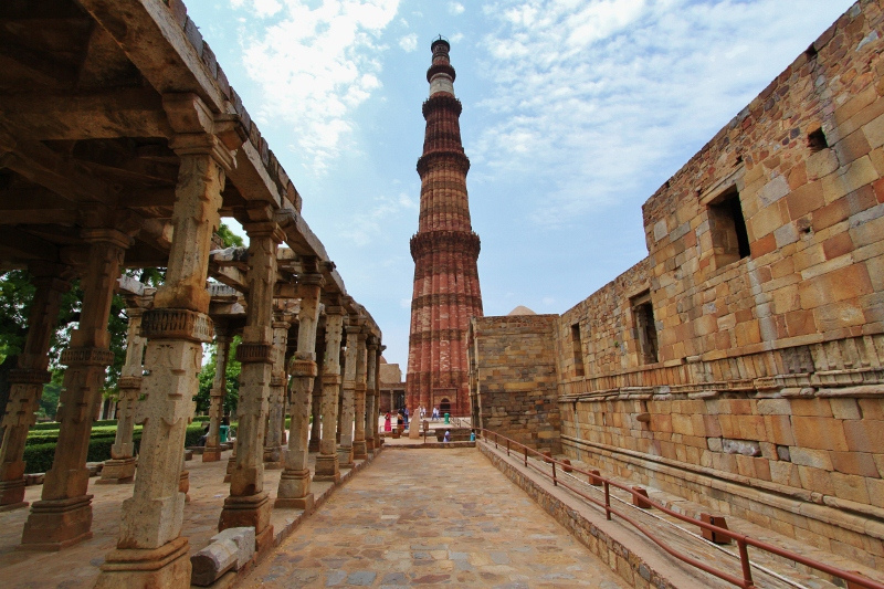 Marvels Of Indian Architecture Taj Mahal Ajanta Caves
