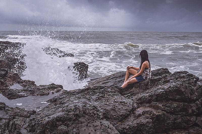 Goa Beach Sea