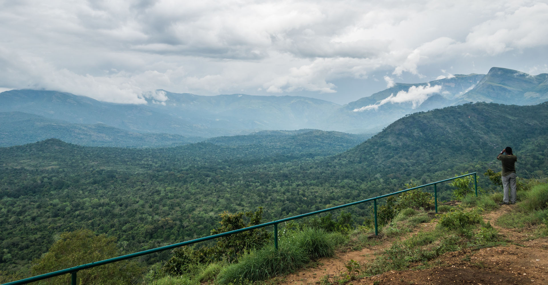 Monsoons in Kerala – The Hills