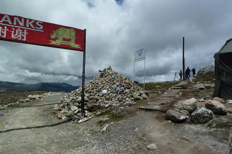 Bum La pass Arunachal Pradesh
