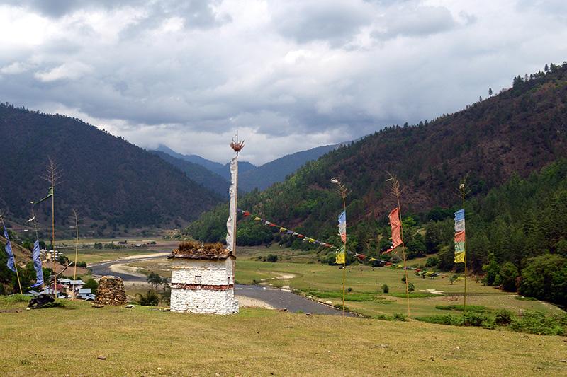 Town in Dirang Arunachal
