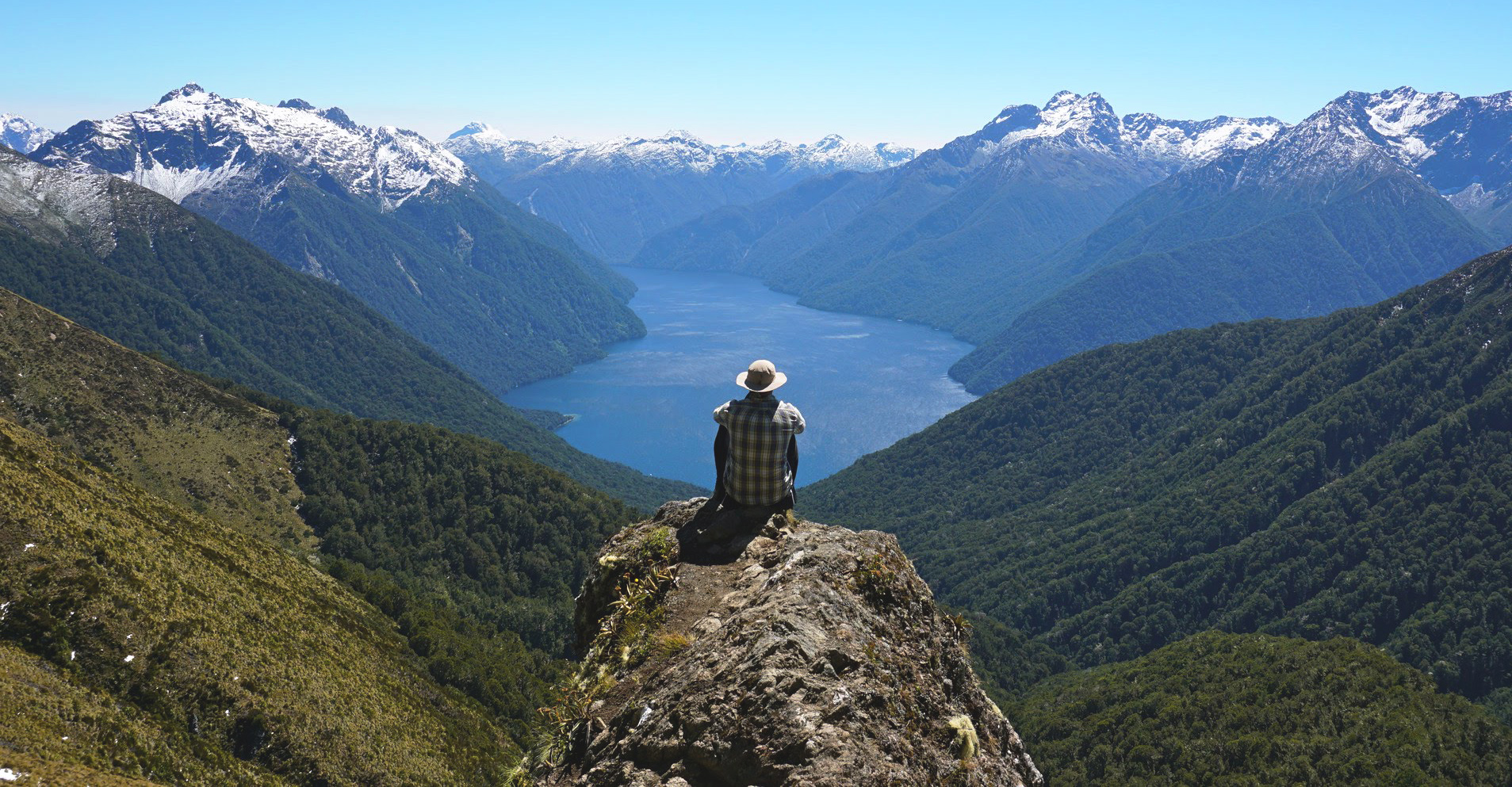 Best 'Walks' in New Zealand