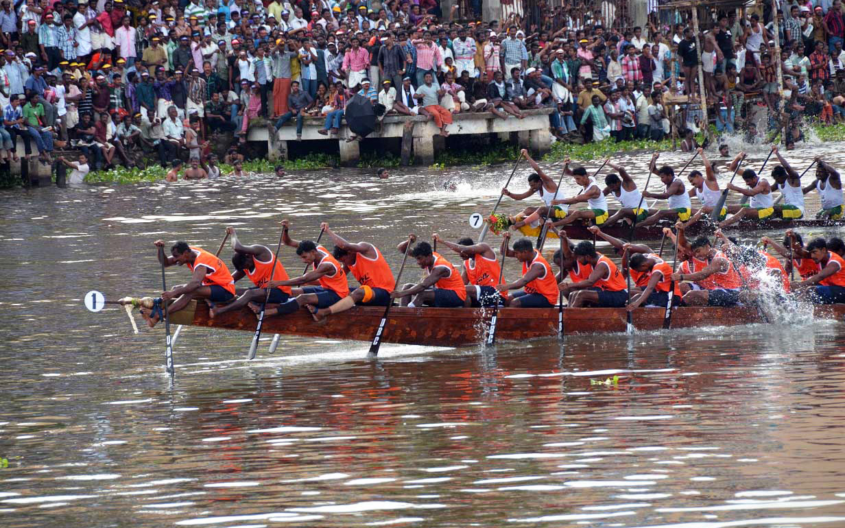 Alleppey Boat Race Kerala Itinerary