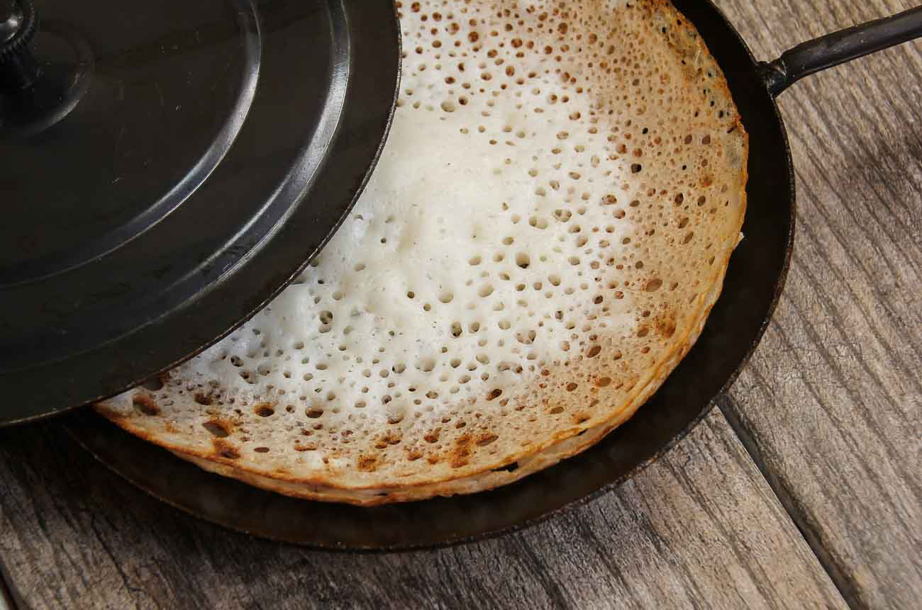 Appam Kerala Food