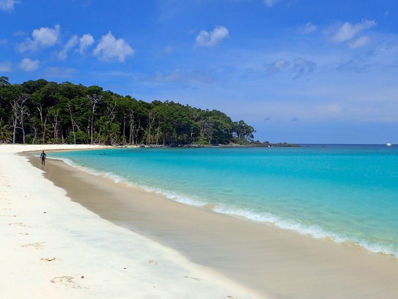 Cinque Island Andaman