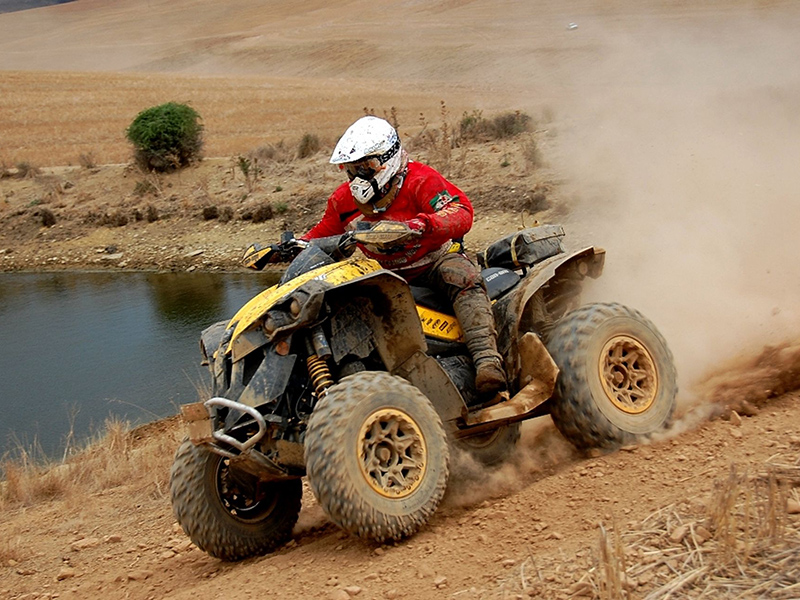 Quad biking Adventure Sports Africa