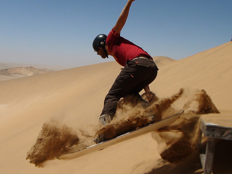 Sandboarding South Africa Adventure Sports