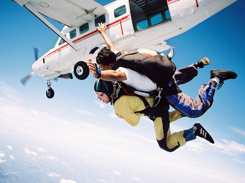 Skydiving South Africa Adventure Sports