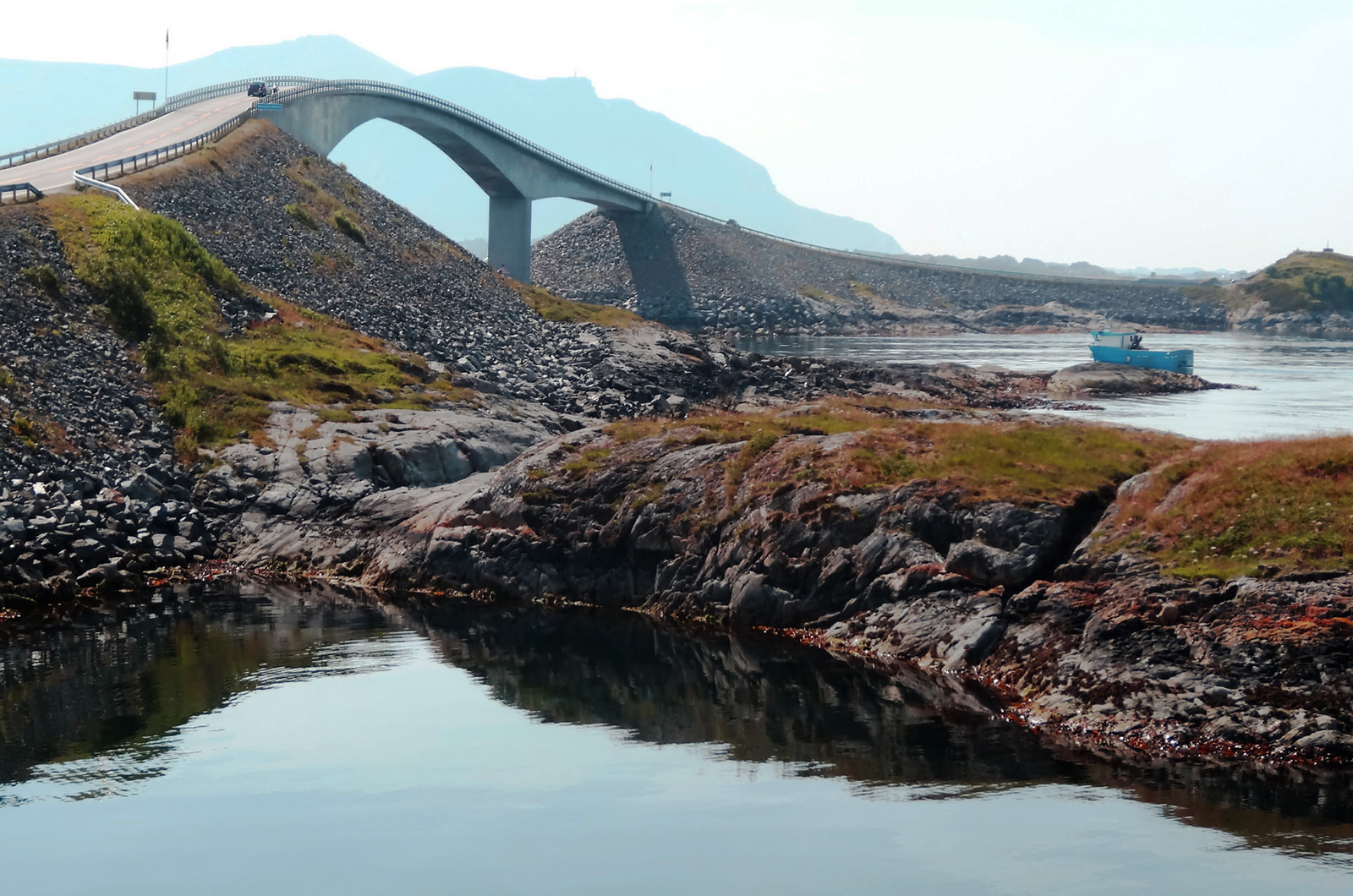 The Atlantic Road, Norway Road Trip