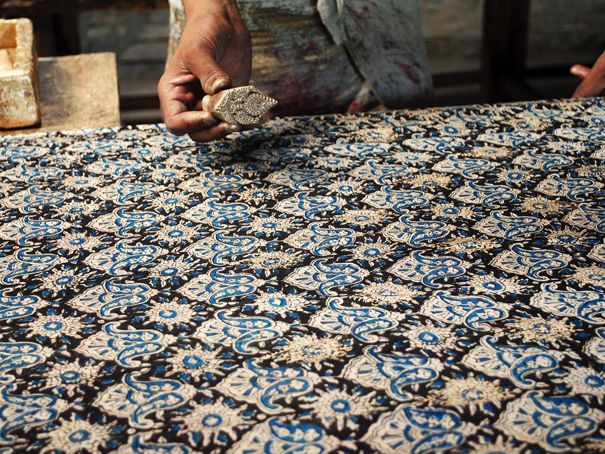 block painting Rajasthan Itinerary