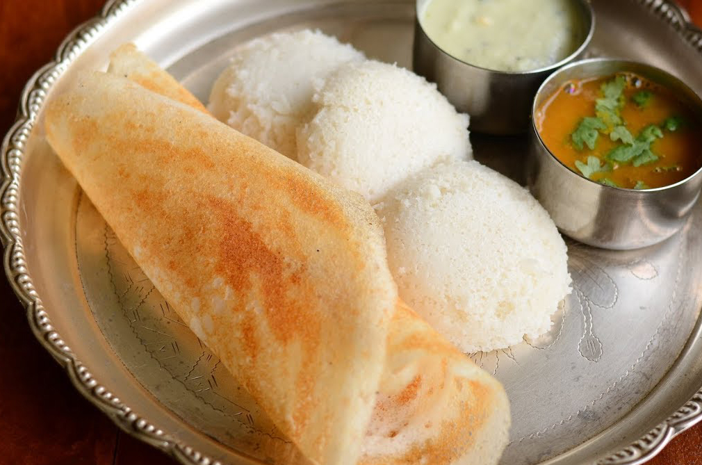 dosa and idli Kerala Food