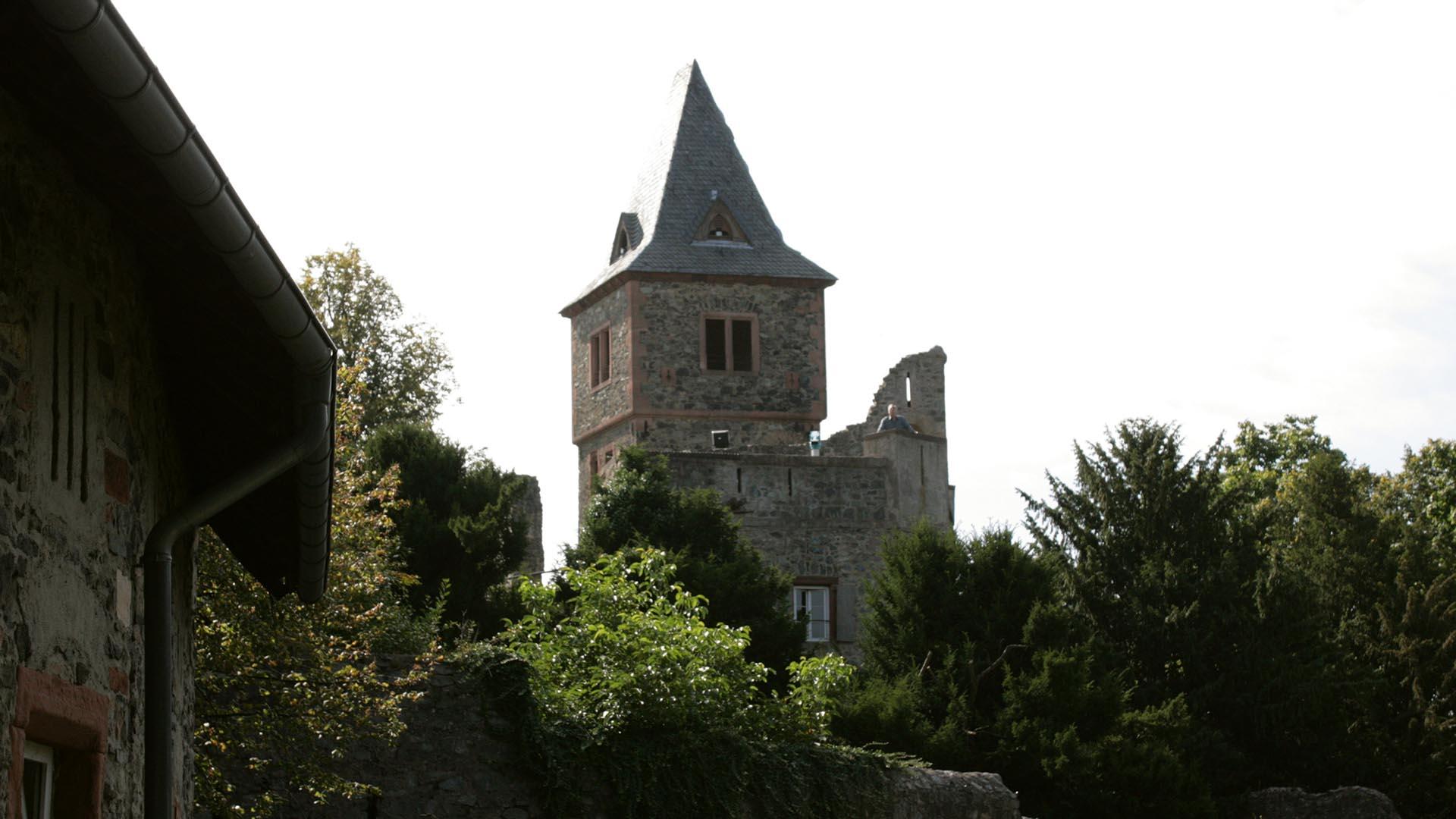 Frankenstien Castle
