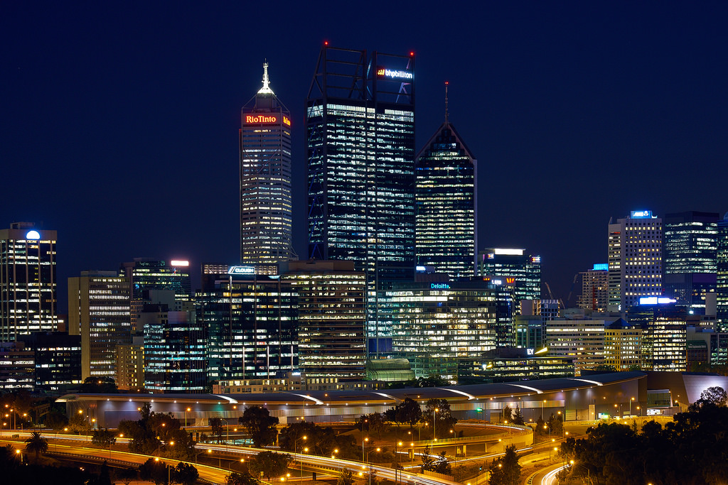 City Hopping in Australia