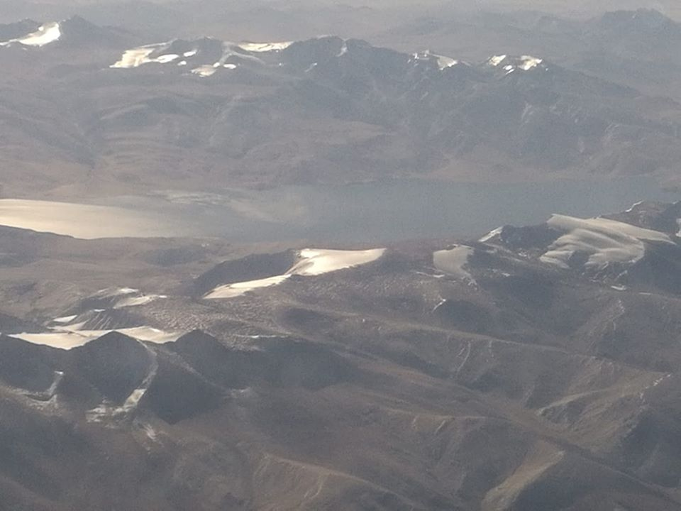 Flight to Leh