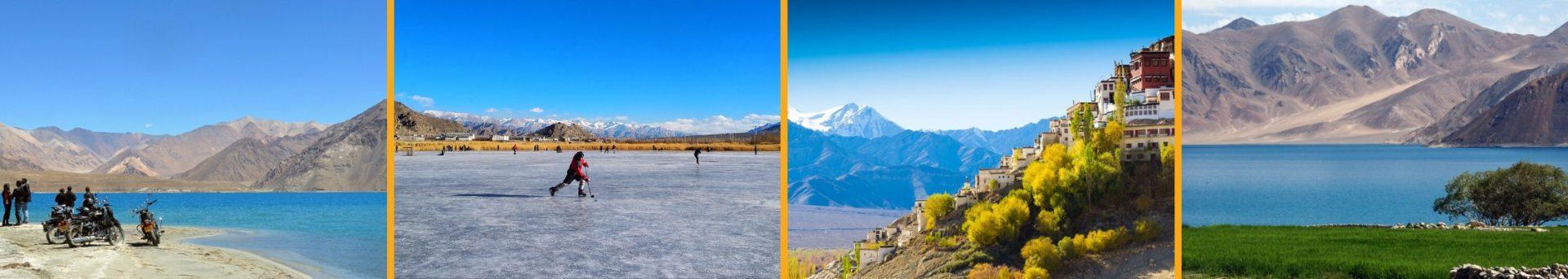 Covid travel updates for Ladakh